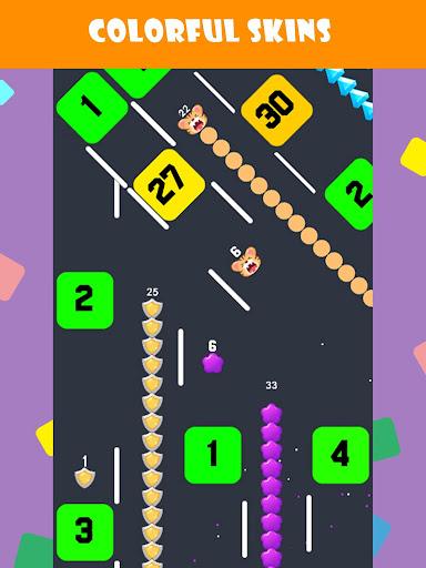 Slide And Crush - redesign snake game 2.2.6 screenshots 10