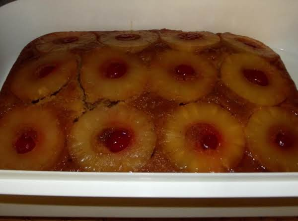 Pineapple Upside Down Pumpkin Cheesecake