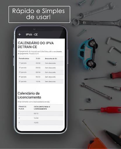 Foto do Multas App -  CNH, FIPE, MULTAS, RENAVAM e VEICULO