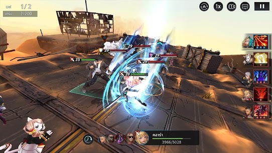 Heroes War: Counterattack Mod Apk Download For Android and Iphone 8