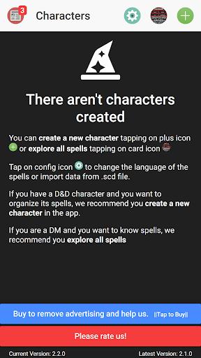 D&D Spell Cards screenshots 1