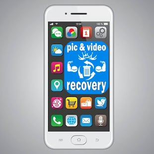 super recover : Restore Deleted Photos hd - náhled