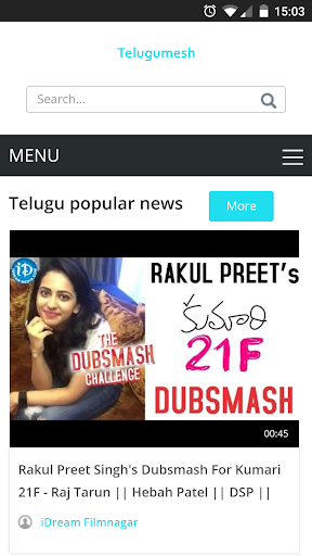 Latest Telugu News HD Videos
