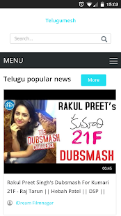 Latest Telugu News | HD Videos- screenshot thumbnail