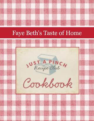 Faye Beth's Taste of Home