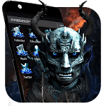 3D Ice White Walkers Theme Icon