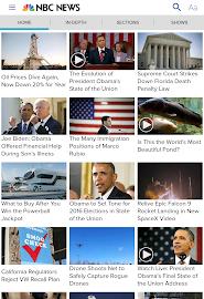 NBC News Screenshot 12