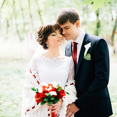 Wedding photographer Elena Ryabukhova (Mathreshka). Photo of 08.12.2016