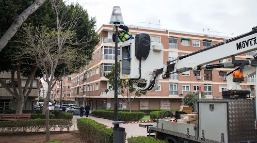 Luz verde a 200.000 euros más de inversión en la renovación de alumbrado público