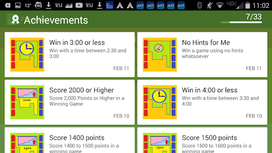 Freecell with Leaderboards - náhled