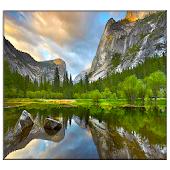 Parallax 3d Effect Wallpaper Pro Mountain Lake Live Wallpaper Android Apps On Google Play