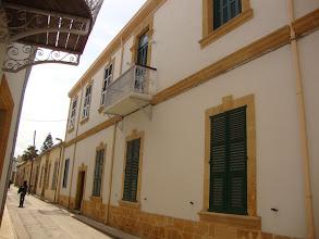 Photo: street in old Nicosia