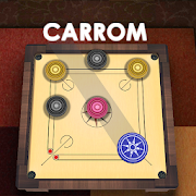 Carrom Candy : Carrom Board 3D
