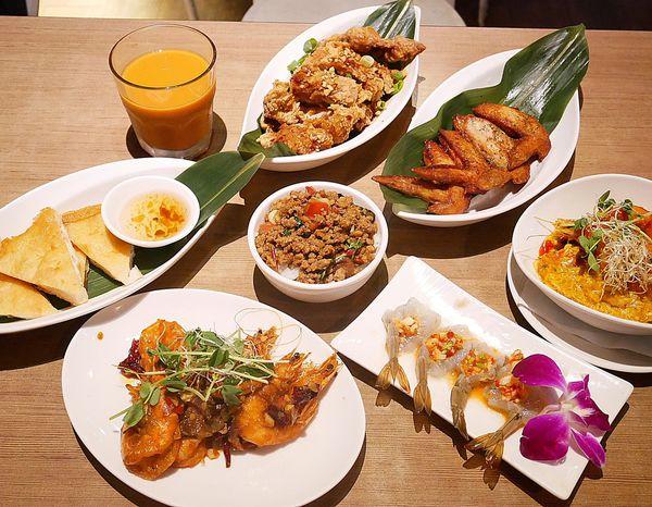 Lacuz - 台北泰式料理吃到飽,每次吃泰式料理都很猶豫嗎? 來這邊想吃什麼點什麼,一次滿足免猶豫,餐後還有摩摩喳喳DIY