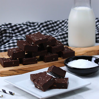 Savour the Creamy Goodness of Homemade Fudge in Two Simple Steps
