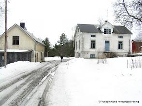 Photo: Affär vid Storå Hyttbleck 2006. Fd. Franssons affär