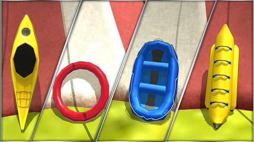 super hero water slide uphill rush  screenshots 9