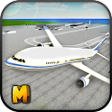 Airplane Flight Simulator 3D icon