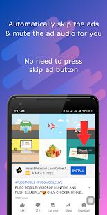 Ad Skipper for YouTube - Skip & Mute YouTube ads ✔ Mod