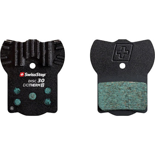 SwissStop EXOTherm2 Disc Brake Pad Set, Disc 30: for Magura MT 2-Piston and Campagnolo