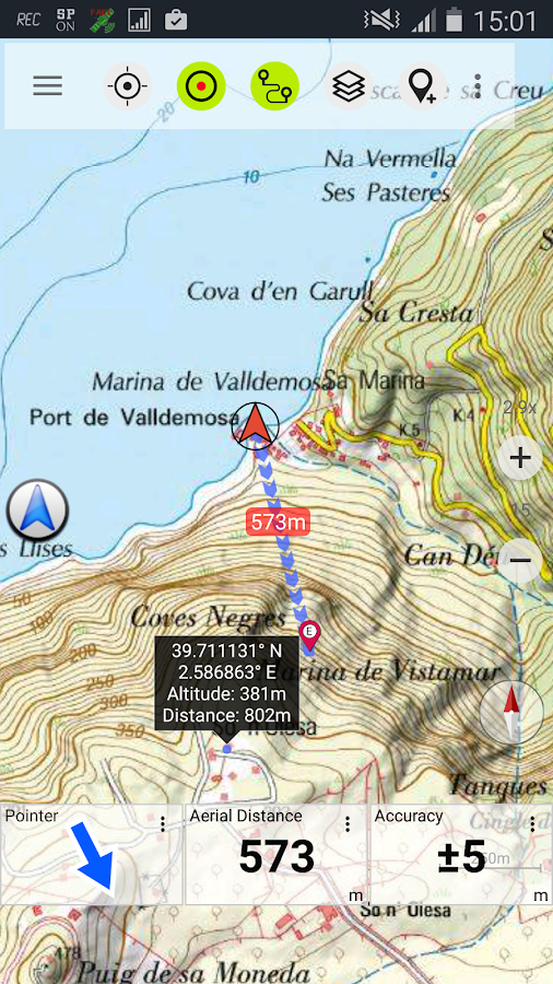 Spain Topo Maps Android Apps on Google Play
