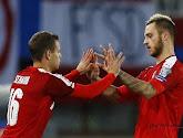 Oostenrijk wint met het kleinste verschil van Oekraïne en is gekwalificeerd voor de volgende ronde, Oekraïne moet bang afwachten