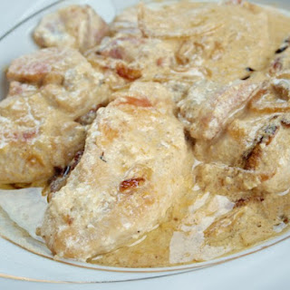 Pheasant In Sour Cream