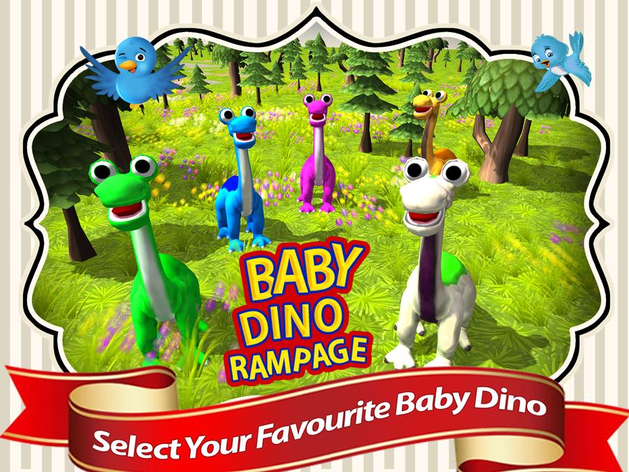 The Ride Home Dino Demo II