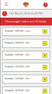Superhero Tips Sports Betting for PC-Windows 7,8,10 and Mac apk screenshot 1