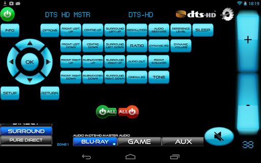 MyAV Universal Remote Control Wi-Fi IP IR TRIAL screenshot 9