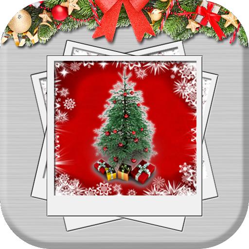 クリスマスの時期 写真編集者 攝影 App LOGO-硬是要APP