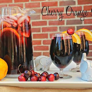 Cherry Brandy Sangria Recipes.