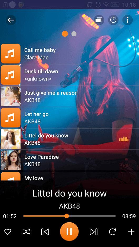 Music Player Pro Screenshot 18