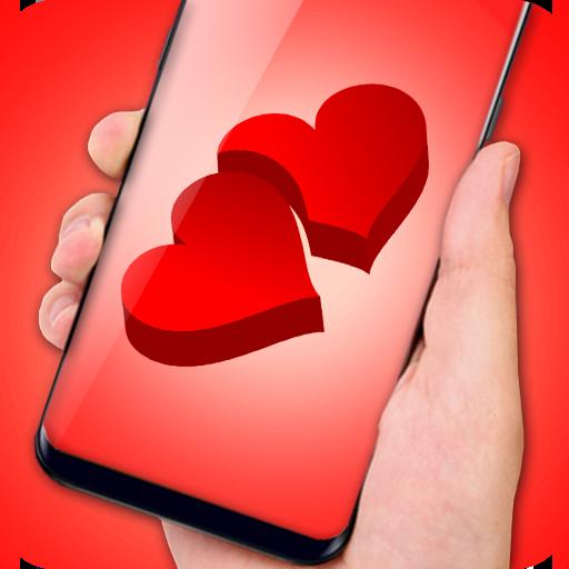 App Insights: Heart Live Wallpaper HD - Crazy Magic Touch Theme | Apptopia