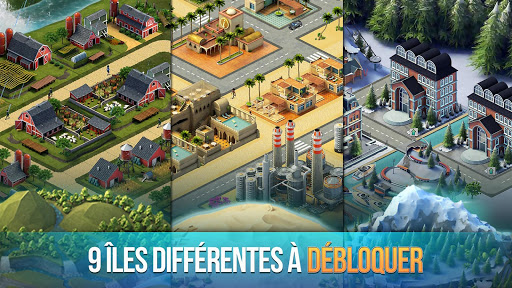 Code Triche City Island 3: Building Sim Offline APK MOD screenshots 3