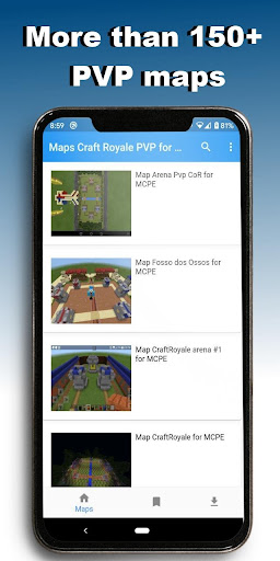 Map Craft Royale for MCPE ★ 1.5.1 screenshots 3
