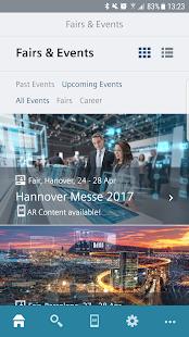 Siemens Fairs & Events - náhled