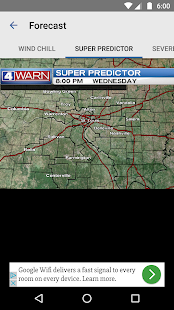 KMOV Weather - St. Louis- screenshot thumbnail