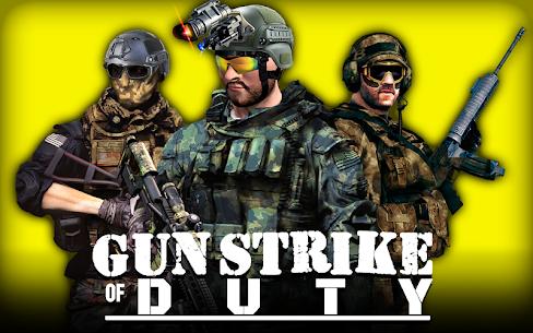 Gun Strike Call for Duty – Offline Shooting 5
