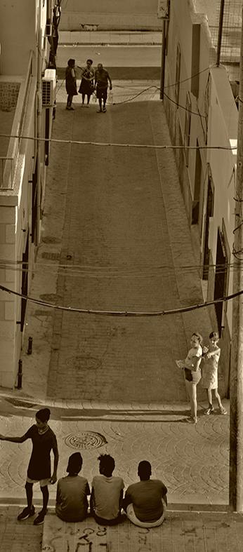 Vivir la calle.