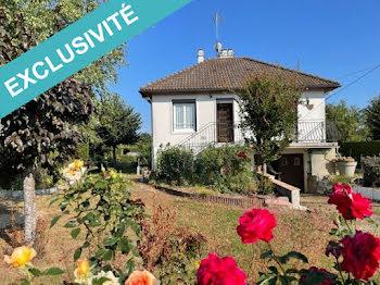 maison à Fléré-la-Rivière (36)