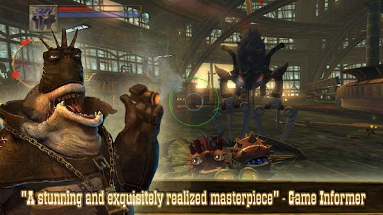 9 Oddworld: Stranger's Wrath App screenshot