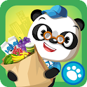 Dr. Panda Supermarket icon