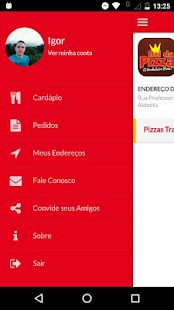 Rei da Pizza Express - Fortaleza - náhled