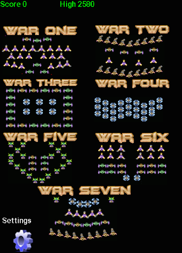 Seven Wars Of The Stars