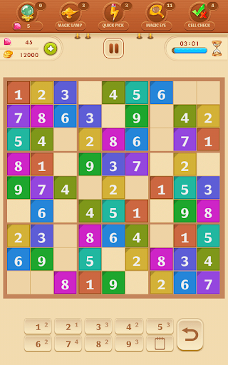 Sudoku Quest apkmr screenshots 9
