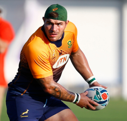 Before they can focus on Lions, Boks have Georgia on their minds