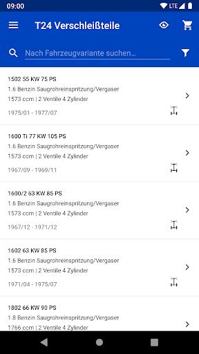 Tyre24 Verschleiu00dfteile 3.8.1 screenshots 4