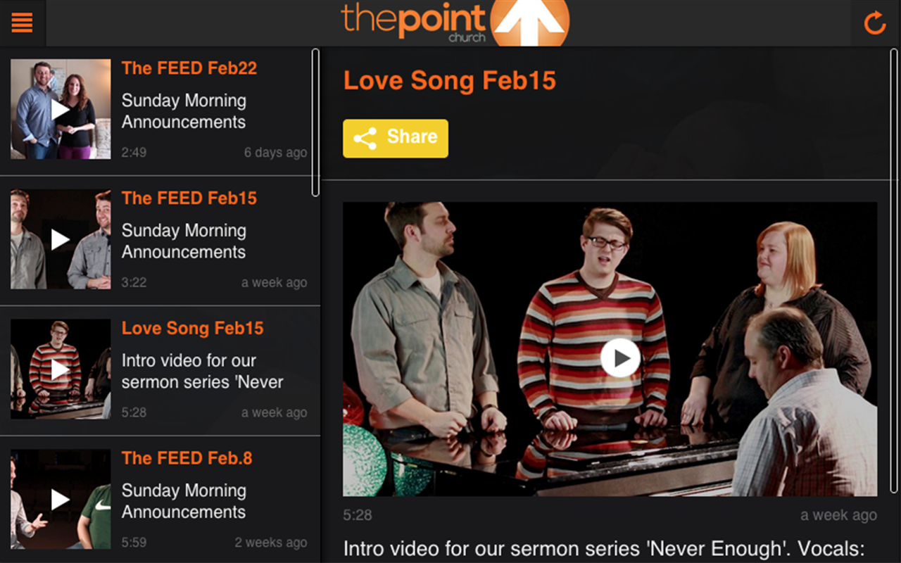 The Point Online- screenshot