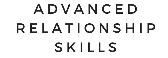 Advanced Relationship Skills - Logo 2